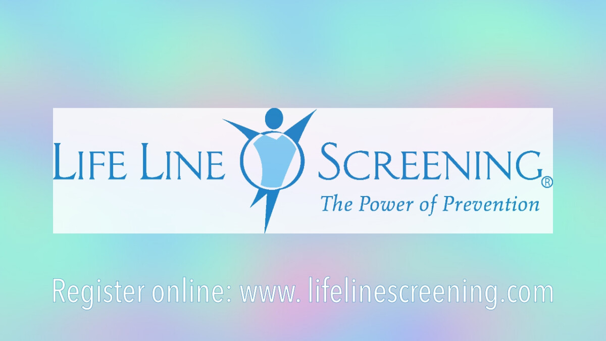 Lifeline Screening Event
