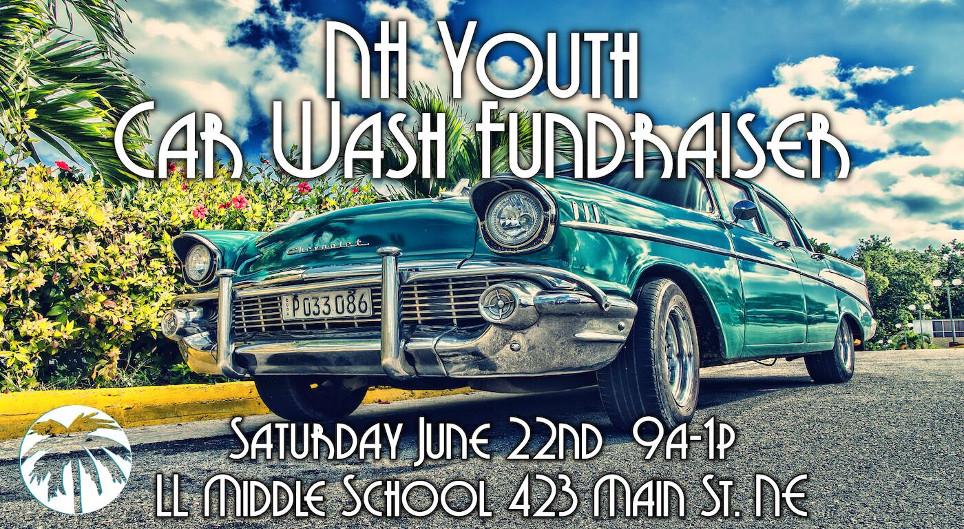 Youth Group Car Wash Fundraiser Calvary Chapel New Harvest