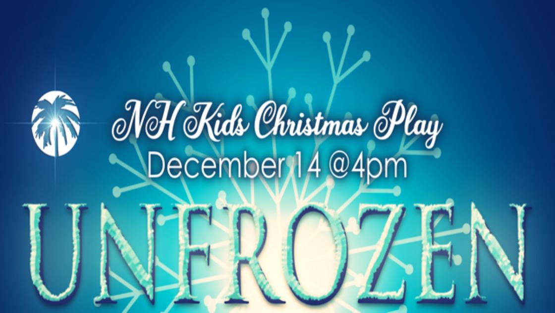 NH Kids Christmas Play - UNFROZEN